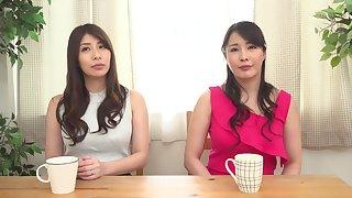RCTD-322 第2回ママ友レズバトル