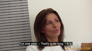 Susan Ayn - First Period With A Girl For Denisa
