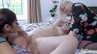 OldNannY Busty And Hot Mature Woman outsider Britain
