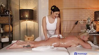 Zooid Lesbian Love at the Bends Massage Parlor