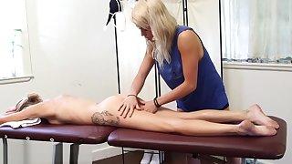 Real les masseuse rimjob