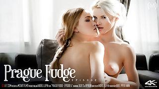 Prague Fudge Episode 4 - Frida Sante & Ivy Apply the brakes & Zazie Skymm & Nikky Nutz - SexArt