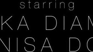 Refrain To Beginnings - Aleska Diamond & Denisa Doll - SexArt