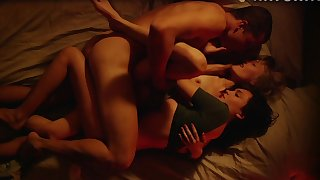Nude celebrities and bed scenes compilation video